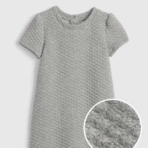 GAP quilted dress